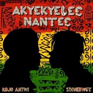 Kojo Antwi - Akyekyede3 Nante3 ft. Stonebwoy